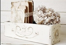 lovely ORGANIZATION! / by la TaDa! vintage boutique & creative studio