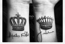 Tattoosssss / by Kaya Lozano