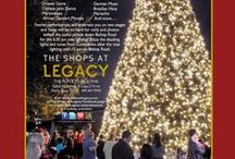 #LightsAtLegacy / by The Shops at Legacy