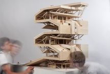 Architectural models / by Matteo Nativo