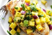 Healthy Recipes / Healthy recipes that are easy to make! #eatclean #cleaneating