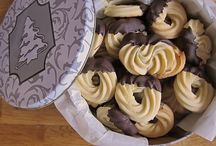 Cookies | Kekse / Can you have enough recipes for cookies? Never! Here you will find sweet ideas for your next cookie party.  Kann man eigentlich genug Rezepte für Kekse haben? Niemals! Hier findet ihr viele süße Ideen für eure nächste Backaktion.