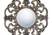 Mirrors / Decorative mirrors can not only be useful, but can beautify your home.  Mirrors can act as a sort of magician.  Mirrors can completely transform a room.  A mirror allows the light to bounce around a room and gives the appearance of a much larger room. At Hermitage Lighting Gallery we have many mirrors to choose from.