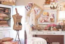 lovely STUDIOS! / by la TaDa! vintage boutique & creative studio