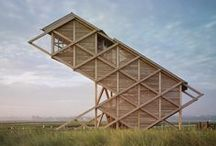 Wood architectures