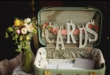Card Box / by Napa Valley Custom Events ~ Sharon Burns