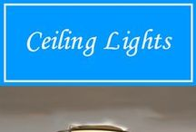 Ceiling Lights/Flush Mounts / Do you have one of those square white ceiling lights in your hall? At Hermitage Lighting Gallery we have a variety of ceiling lights you can choose from. Flush mounts to semi-flush are all available.