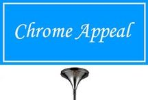 Chrome Appeal / Need a fixture in Chrome. From bath to wall to chandelier's, we have it all!
