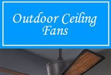 Ceiling Fans Outdoor / Don't be tempted to get a cheap ceiling fan from a local depot where you'll only find fans with limited warranties and poor airflow design. Take the time to get a high-quality ceiling fan that will last a decade, the last thing you want it is to have to buy a replacement after a couple of years just to save some money.