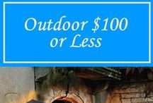 $100 or Less - Outdoor / All outdoor for $100 or less!