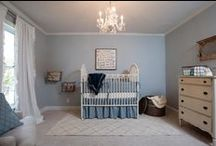 home | nursery / by MacKenzie Graves