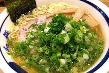 Japanese Noodle(Ramen)