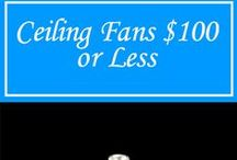 $100 or less Ceiling Fans / All Ceiling Fans On This Page Are $100 Or Less