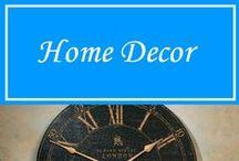 Home Decor / Are you looking for that something special to finish the room? At Hermitage Lighting Gallery we have accessories to fit all those needs. From Clocks to Candles to Bowls to Frames and everything else to decorated that room.