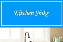 Kitchen Sinks / We Have A Large List Of Sink Manufacturers To Choose From. Take A Look On Our Website For A Complete List.