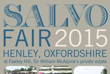 Salvo Fair 2015 / Salvo Fair is the world's largest architectural and garden antiques and salvage Fair, held on 27th and 28th June at Fawley Hill, Henley-On-Thames, the private estate of Sir William McAlpine, with Trade Day on Friday 26th June. / by Salvo Fair
