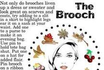 Rockin' the brooch