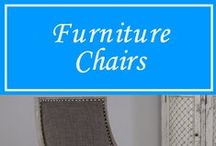 Furniture - Chairs / Need A Chair For That Special Room? Look No Further Then www.hermitagelighting.com.