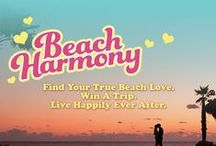 Beach Harmony / Find your True Beach Lover. Win a trip. Live happily ever after.  / by CheapCaribbean.com