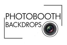 PHOTOBOOTH BACKDROPS / Different sizes and styles of backdrops for all your photo booth needs.
