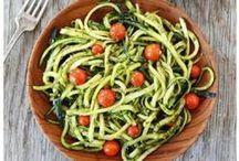 Pasta / Can you ever have enough of Pasta? Here are really good pasta recipes. Kann man jemals genug haben von Pasta? Hier findet ihr leckere Rezepte.