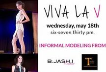 Viva La V | BJASHI  & Territa Torres | #FWSD2016 / Viva La V is an event hosted by FWSD at the beautiful Pink Lady (La Valencia Hotel) for our 2nd Viva La V of 2016 featuring FWSD16 Designers, BJASHI and Territa Torres. Viva La V brought in a full house of guests who enjoyed live music, free champagne, a special happy hour menu, and of course informal modeling and shopping from returning FWSD Designers, BJASHI and Territa Torres