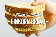 Knead Bread / Ways to use landrace grain flours and other flours to make yummy things.