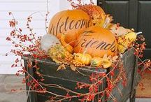 Fall crafts, recipes and decor / by Linda Crawford