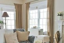 Gorgeous Main Living Area / Cozy and happy! / by Teresa Marbut