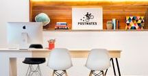 WORKSPACE / Offices // Studios // Workshops
