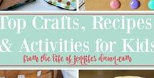 My Blog {The Life of Jennifer Dawn} / Crafts, recipes, activities for kids, DIY projects, and more from my blog! thelifeofjenniferdawn.com