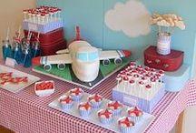 Birthday Party Ideas (Boy)