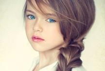 Girls Hair Styles / by Carol Lilley