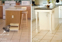 Kitchen ideas / by Linda Crawford