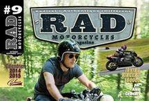 RAD Motorcycles Magazine