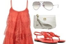 Spring & Summer Style / by Sonya Acheson