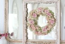 Beauty of Vintage/Shabby Chic / These are a few of my favorite things, and on of my most favorite boards. / by Cynthia McClellan