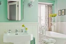 Baths & Laundry Rooms / A girl can dream, right? / by Cynthia McClellan