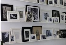 IDEAS CRETATIVAS / IDEAS PARA SOLUCIONAR CON CREATIVIDAD.... Una alternativa al arte agrupando recuerdos, objetos antiguos, objetos modernos, cuadros, fotografías.... En fin dar luz a esa insípida pared que te ha quedado vacía. / by MOBLES CAMBRILS