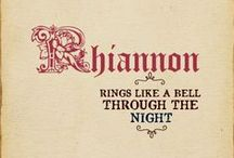 Inspired by Rhiannon / A little bit of everything~ a box of chocolates even, but a heart of gold.