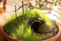 Easter decor/crafts