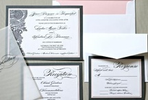 Wedding Invitations / by invitesbyjen