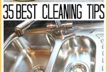 Cleaning Tips, Tools and Tricks