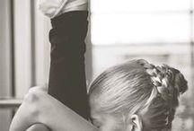 Ballet & Ballerinas / Amazing form, discipline and art. / by Cynthia McClellan