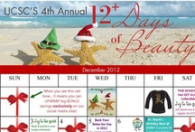 12+ Days of Beauty Deals from LJCSC - 2012 / by La Jolla Cosmetic Surgery