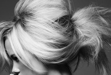 Up Styles and Pony Tails / by Anthony James