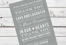 Wedding DIY Printables / by invitesbyjen