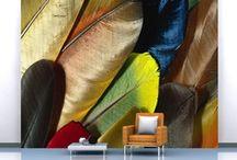 IDEAS PARED a color / Sube la temperatura de tu estancia favorita dedicándole un matiz personal y dale color a tu pared!!! / by MOBLES CAMBRILS
