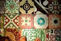 IDEAS para el SUELO / Formatos originales donde PISAR será tu fuerte...!!! HAZLO SIN MIEDO. / by MOBLES CAMBRILS