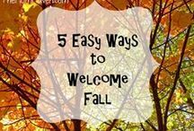 Mom Maven's Autumn Fun / Everything fall and autumn. Fall decor, fall activities, ideas, tips and tricks.